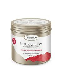 RADIANCE Adult Gummies Multi Vit 60
