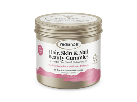 RADIANCE Beauty Hair&Nail Gummies50