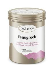 RADIANCE Fenugreek 100caps