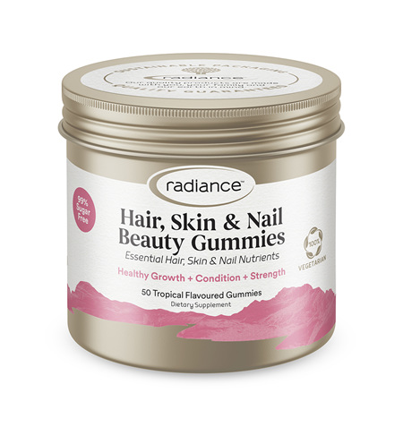Radiance Hair, Skin and Nail Beauty GUMMIES 50