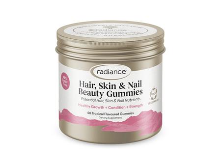 Radiance Hair, Skin and Nail Beauty GUMMIES 50