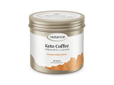 Radiance Keto Coffee 85g