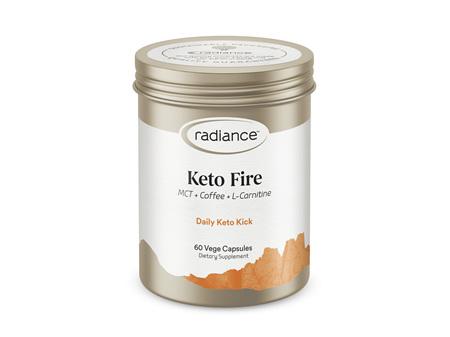 Radiance Keto Fire 60