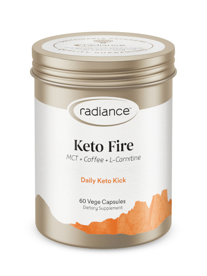 RADIANCE Keto Fire 60caps