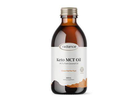 Radiance Keto MCT Oil 200ml