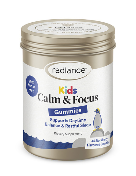 Radiance Kids Calm and Focus GUMMIES 45