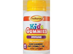 Radiance Kids Gummies Immune