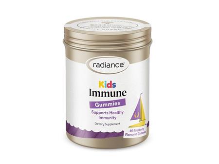 Radiance Kids Gummies Immune 60