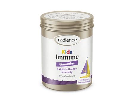 Radiance Kids Immune GUMMIES 60
