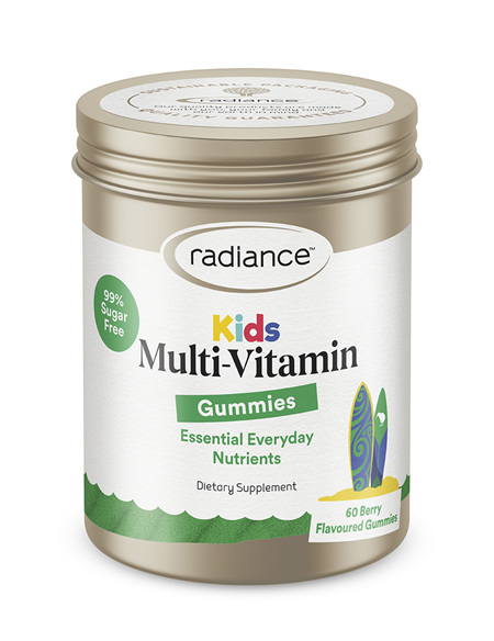 Radiance Kids Multi-Vitamin GUMMIES 60