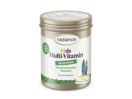 Radiance Kids Multi-Vitamin GUMMIES 60