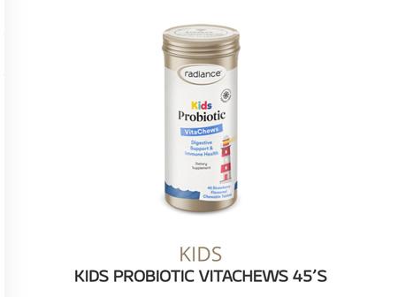 RADIANCE Kids Probiotic 45tabs