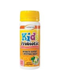 RADIANCE Kids Probiotic 45tabs