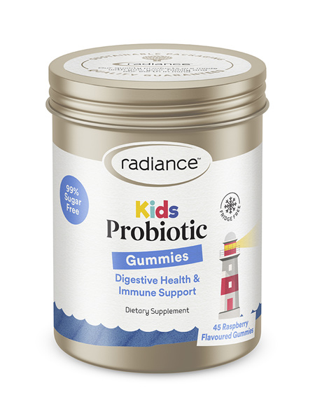Radiance Kids Probiotic GUMMIES 45