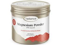 RADIANCE Magnesium Powder 200g