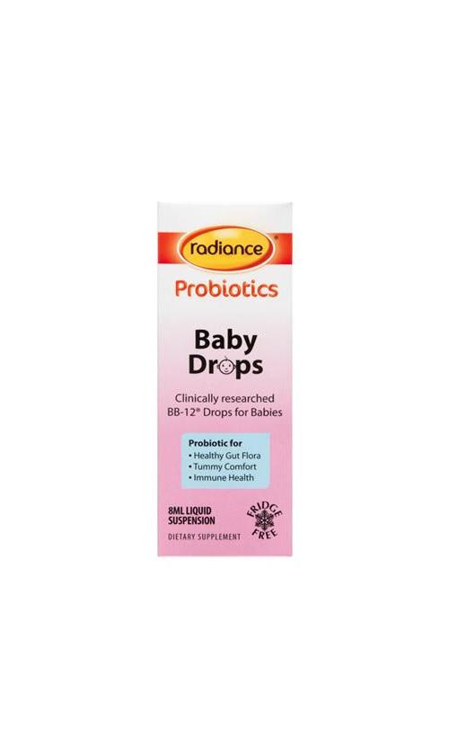 Radiance Probiotics Baby Drops