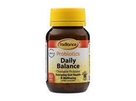 Radiance Probiotics Daily Balance
