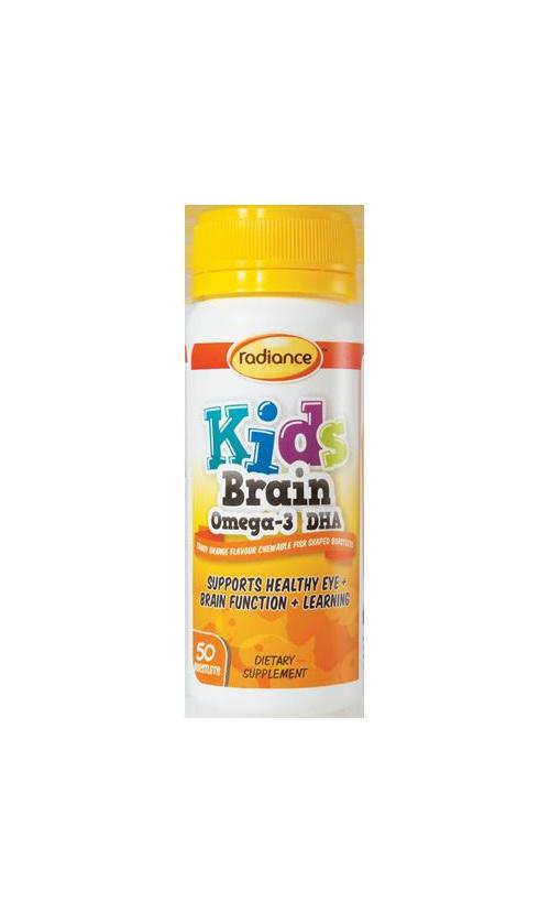 RadianceKids Brain Omega-3 DHA