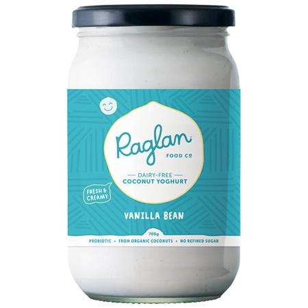 Raglan Coconut Yoghurt Vanilla Bean - 700ml