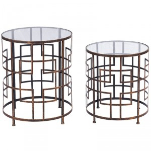RAILEY SET OF 2 TABLES