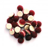 Rainbow boysenberry & cream 1 kg