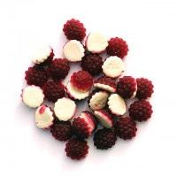 Rainbow boysenberry & cream 1 kg