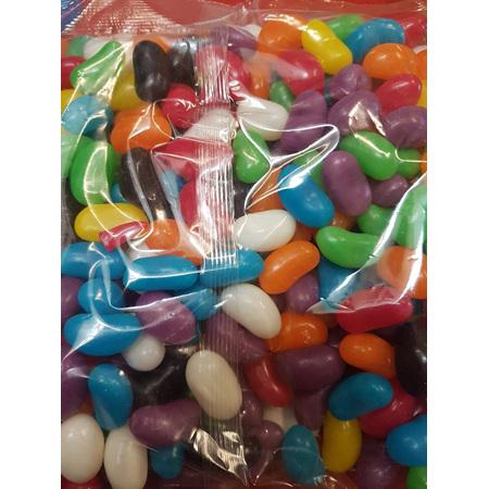 Rainbow Giant Jellybeans - 1kg