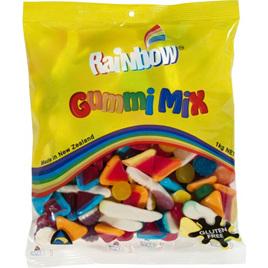 Rainbow Gummi Mix - 1kg