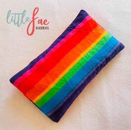 Rainbow Heat Bag