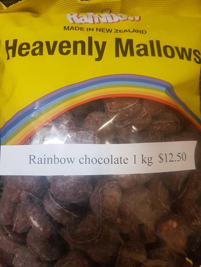 Rainbow Heavenly Mellows Chocolate