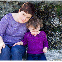 Raindrops Pullover by Tin Can Knits - Pattern
