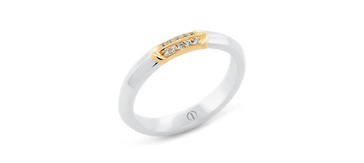 Raize Delicate Ladies Wedding Ring