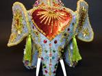 Raj the Elephant Bead Embroidery Kit