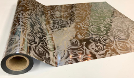 Ramsey Rose Silver Foil