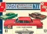 AMT 1/25 1961 Compact Car Customizing Kit - Falcon Ranchero