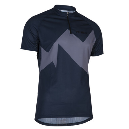 Rapid 2.0 O-Shirt, Steel Blue