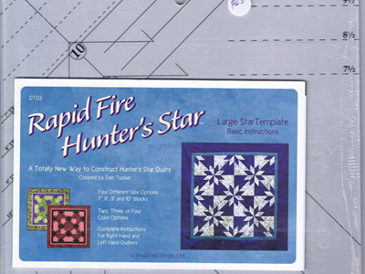 Rapid Fire Hunter's Star - Large