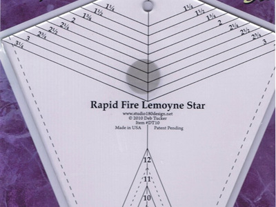 Rapid Fire Lemoyne Star