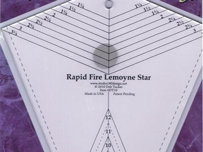 Rapid Fire Lemoyne Star