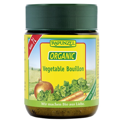 Rapunzel Organic Vegetable Bouillon