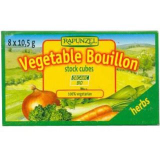Rapunzel Vegetable Bouillon Cubes