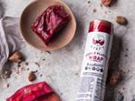 Raspberry Flavoured Wrapt