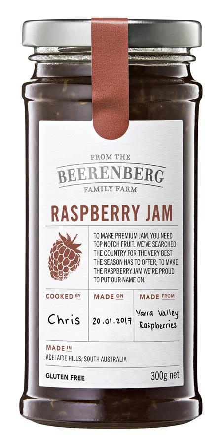 Raspberry Jam - 300g