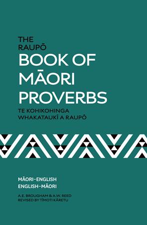 Raupo Book of Maori Proverbs (pre-order only)