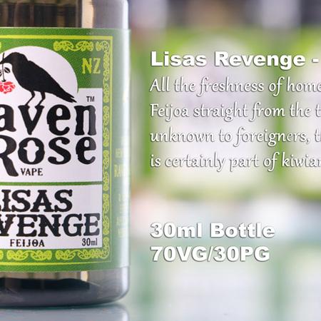 Raven & Rose - Lisas Revenge - Feijoa