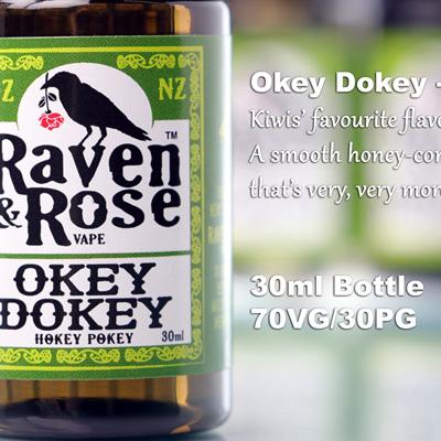 Raven & Rose - Okey Dokey - Hokey Pokey