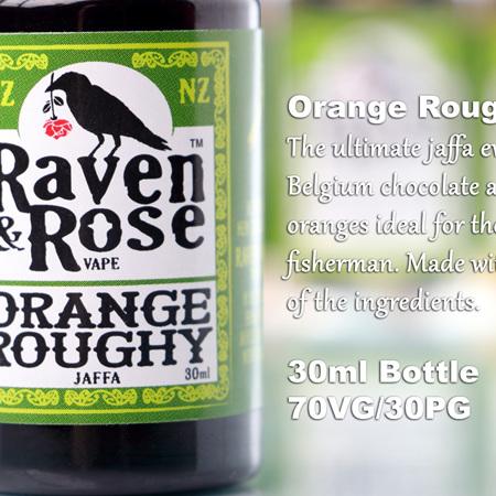Raven & Rose - Orange Roughy - Jaffa