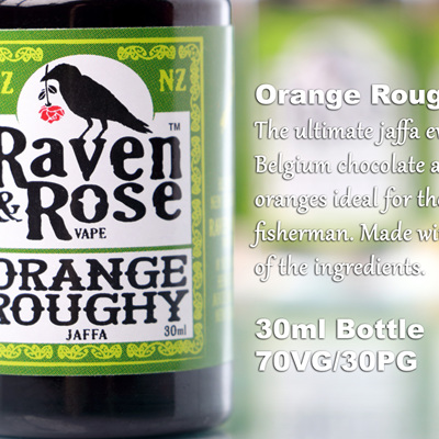 Raven & Rose - Orange Roughy - Jaffa