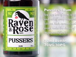 Raven & Rose Pussers @ Naked Vapour