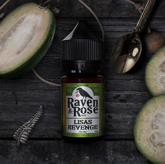 Raven & Rose Vape - Lisas Revenge @ Naked Vapour